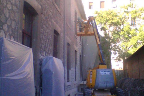 Reparación de Fachadas Patrimoniales